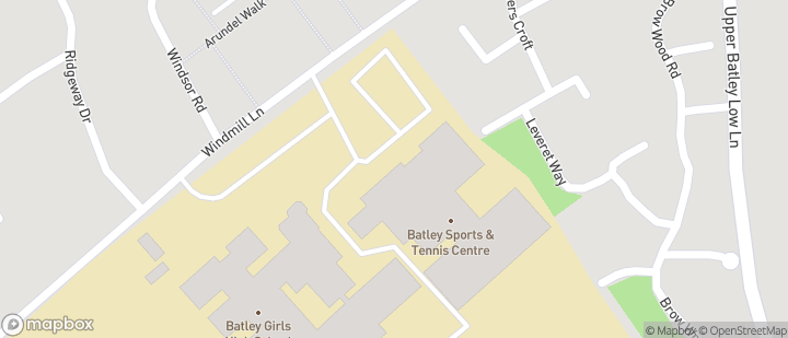 Batley Sports & Tennis Centre