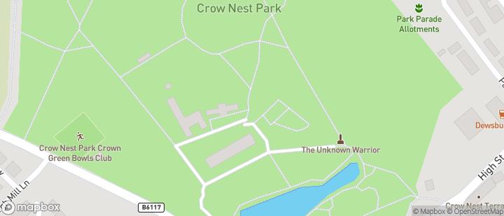 Crow Nest Park, Dewsbury