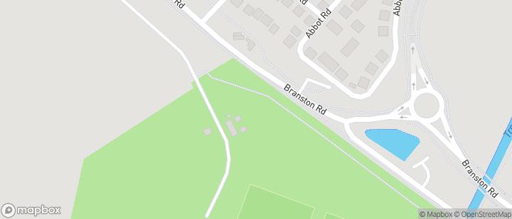 Burton RFC New Ground