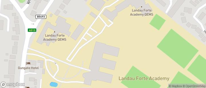 Tamworth - Landau Forte Academy