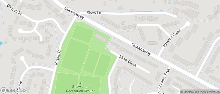 Shaw Lane Pitches