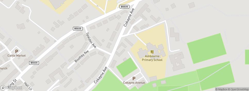 Ashbourne RUFC 12 Cokayne Avenue