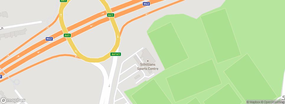 Silhillians RUFC Silhillians Sports Club