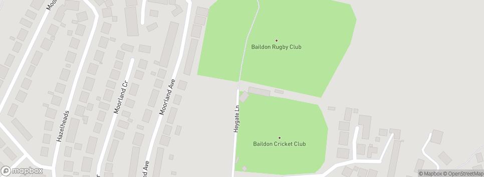 Baildon Rugby Club Jenny Lane