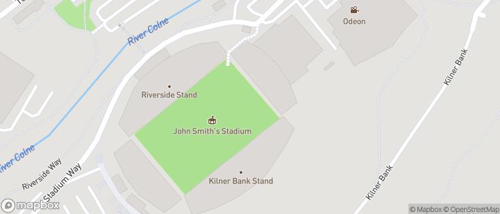 The John Smiths Stadium