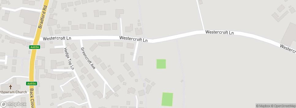Northowram JFC Westercroft Lane