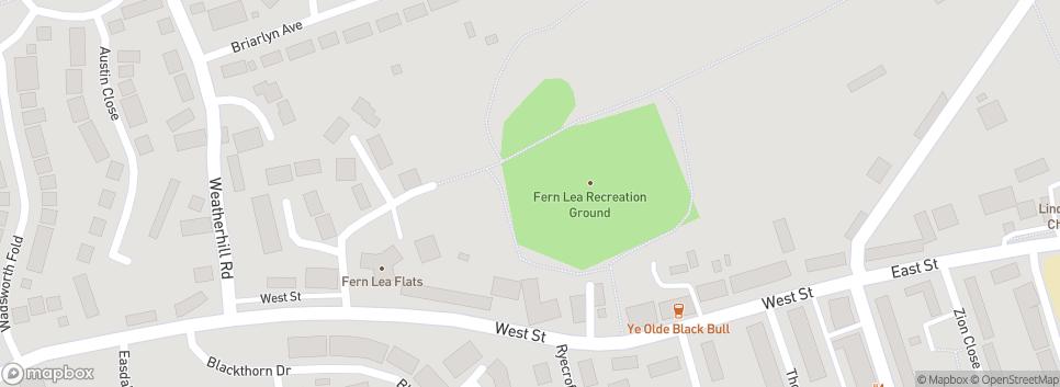 Lindley Junior Collegians FC Fern Lea Recreation Ground