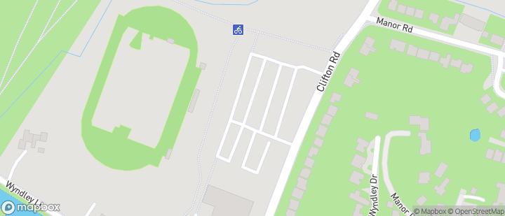 Pitch 1: Wyndley Leisure Centre