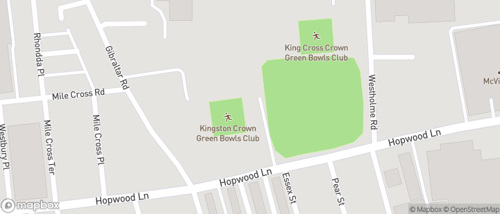 King Cross Park Social Club at Kingston Club
