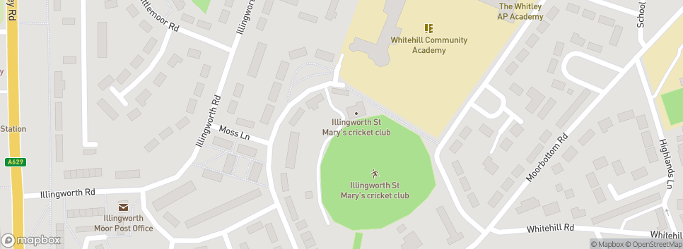 Illingworth St Mary's Cricket Club The Ainley's