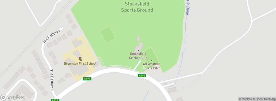 Prudhoe & Stocksfield RUFC Stocksfield Sports Ground