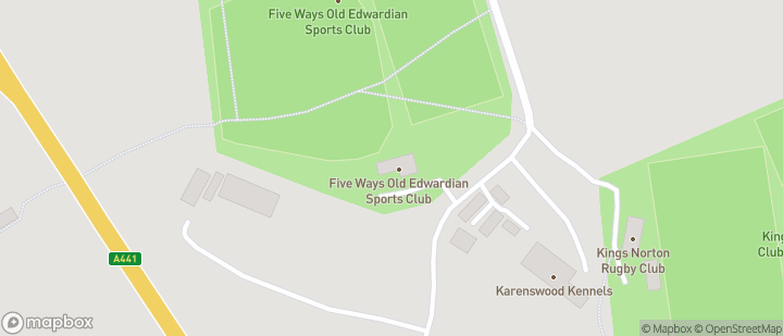 Five Ways Old Edwardians RFC