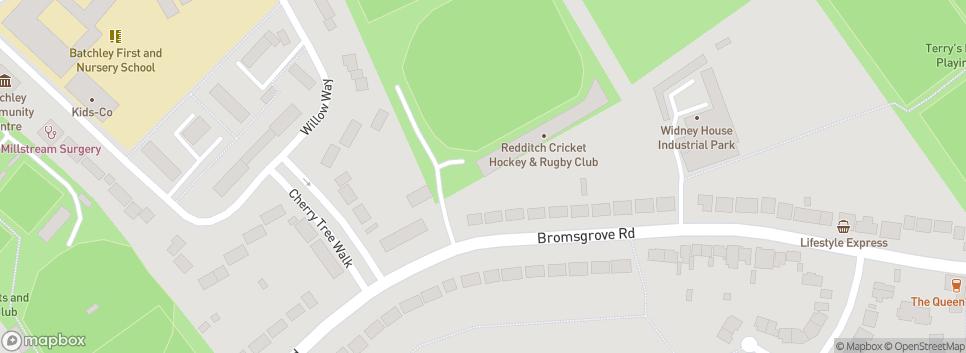 Redditch RFC Bromsgrove Road