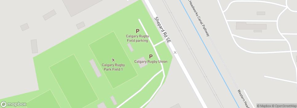 Calgary Rams Rugby Club 9025 Shepard Rd SE