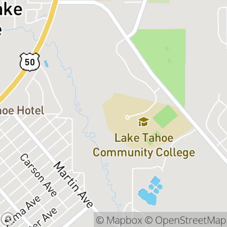 Lake Tahoe Community College tickets