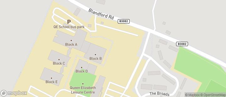 Queen Elizabeth Leisure Centre