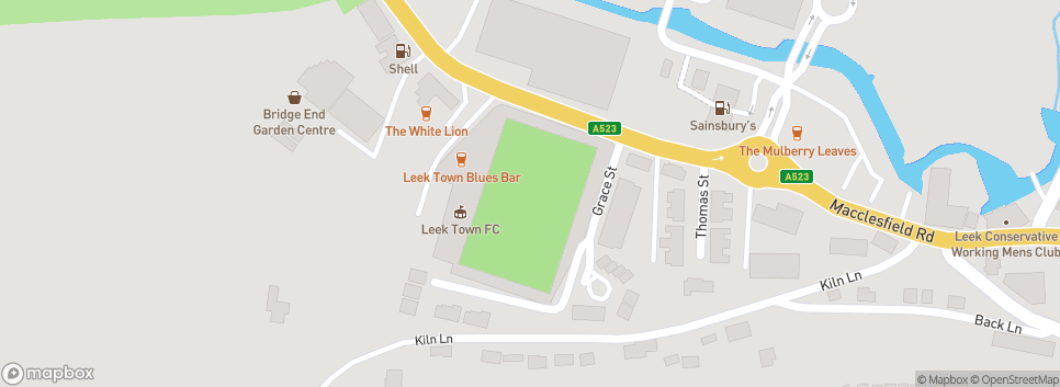 Leek Town  Harrison Park