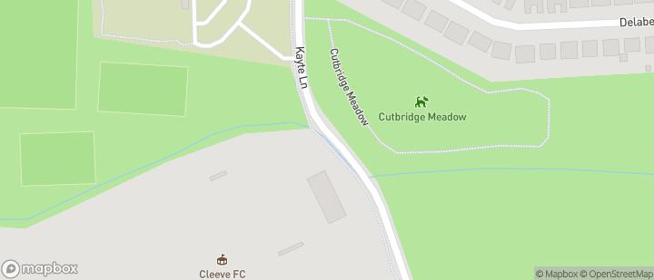 Bishops Cleeve AFC - Kayte Lane