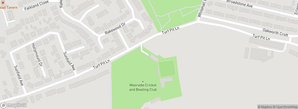 Moorside Cricket & Bowling Club The Trevor Bland Pavilion