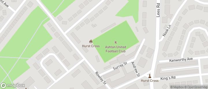 Hurst Cross (Ashton United)