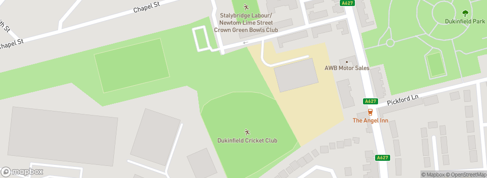 Dukinfield Cricket Club Clarendon Street