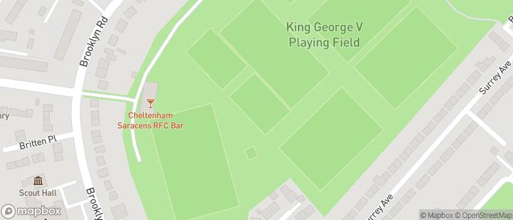King George V PF, Cheltenham