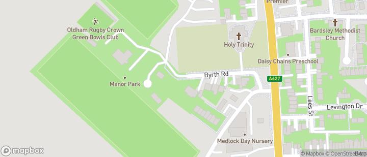Oldham RUFC - Manor Park