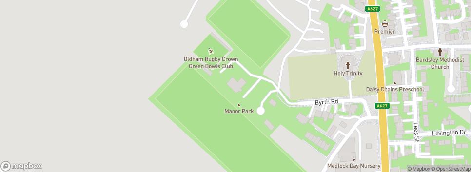 Oldham RUFC Manor Park