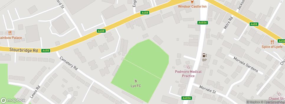 Lye Town Football Club Lye Town FC