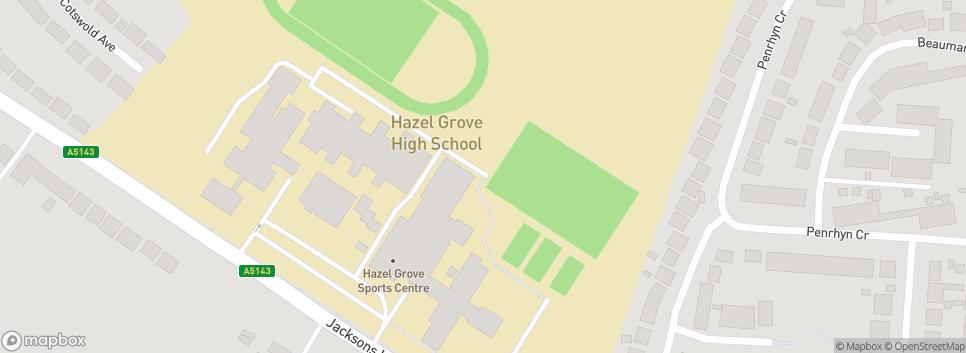 Hazel Grove United JFC Hazel Grove High School