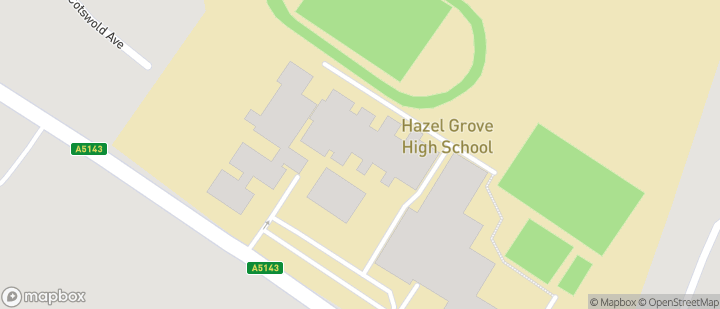 Hazel Grove High School