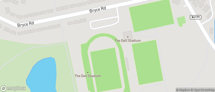 The Dell Stadium (Gornal Colts)