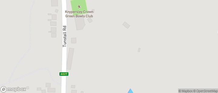Knypersley Cricket Club.