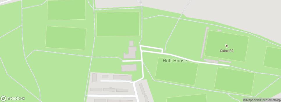 Colne & Nelson RUFC Holt house