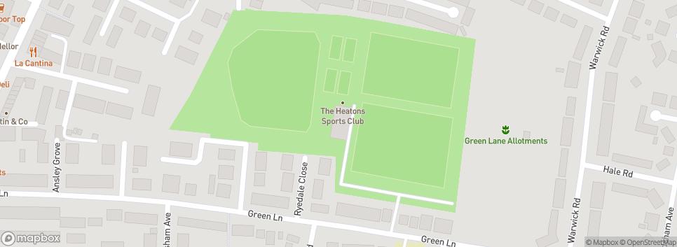 Heaton Mersey CC Green Lane