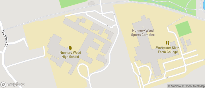 Nunnery Wood Sports Centre