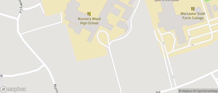 Nunnery Wood Sports Complex
