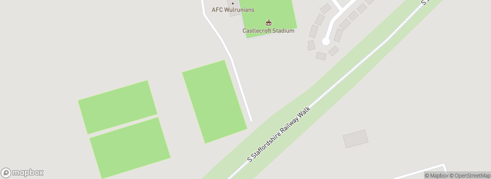 Wolverhampton RUFC Castlecroft Road