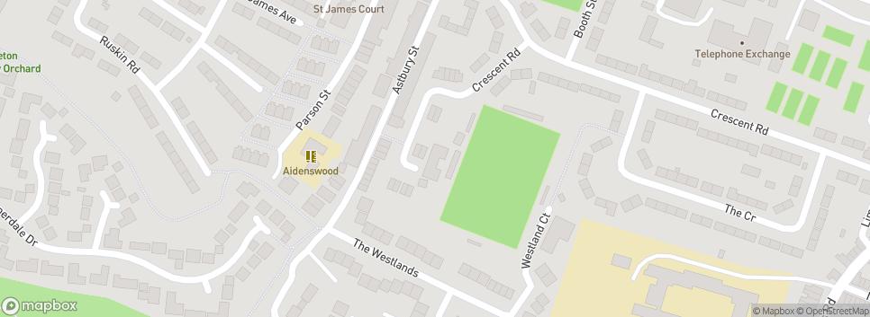 Congleton Town FC Cheshire Silk 106.9 Stadium