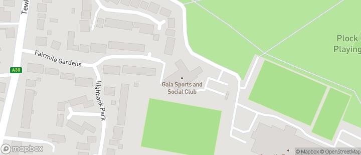 Oxtalls Tennis Centre