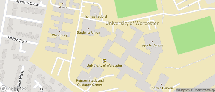 University of Worcester Astro
