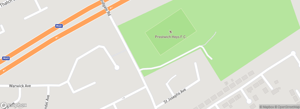 Prestwich Heys AFC Adie Moran Park