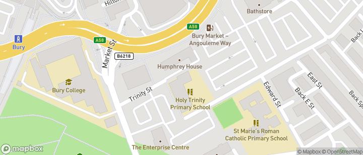 Bury Athletics Stadium