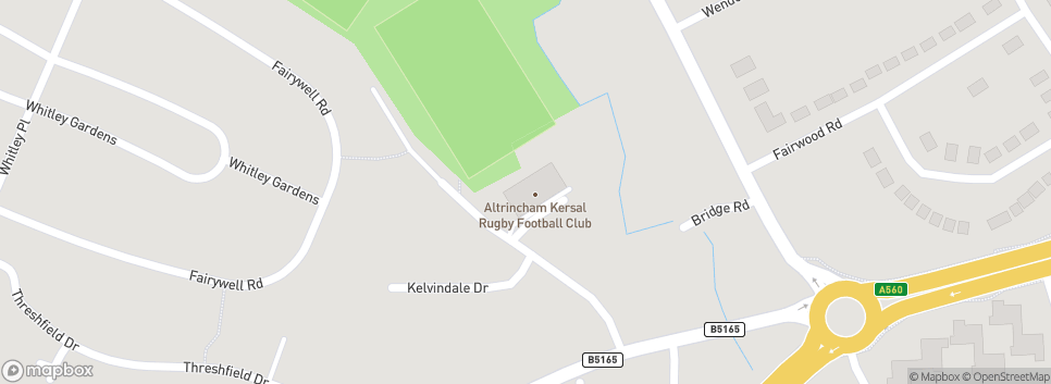 Altrincham Kersal RFC Welcome to our Club. Through teamwork we Achieve Respect, Friendship and Commitment.          For information about directions and car parking use the Information Tab followed by the Getting to the Club Tab