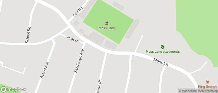 Moss Lane, Altrincham