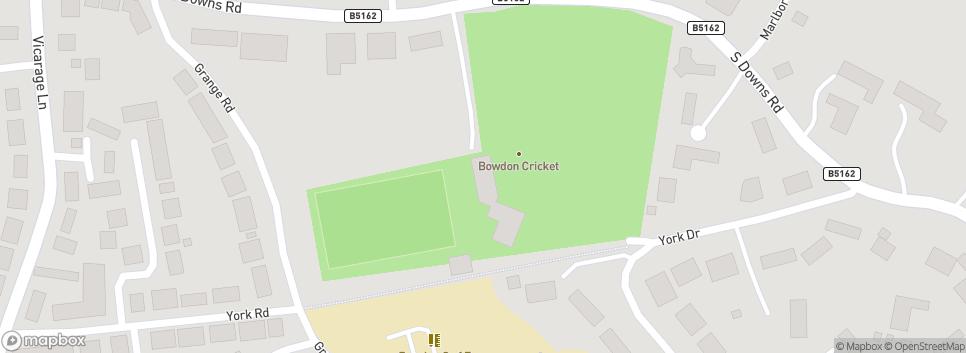 Bowdon Cricket Club Bowdon Cricket Club