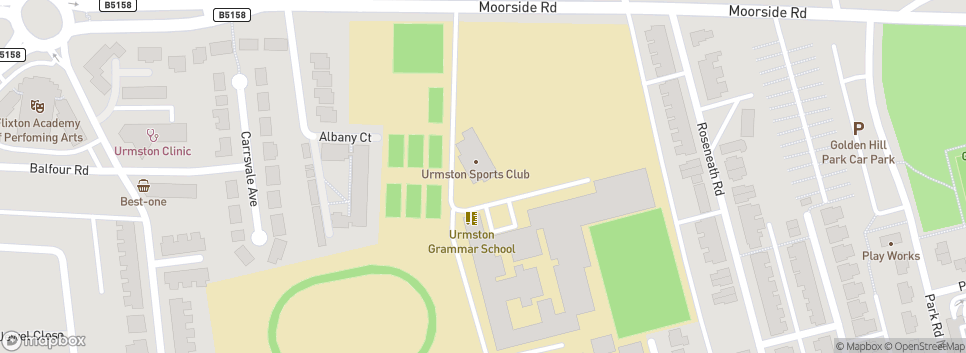 Urmston Hockey Club Urmston Sports Club