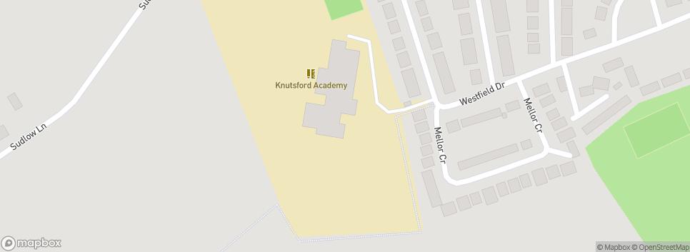 Knutsford Rugby Club Westfield Drive Campus