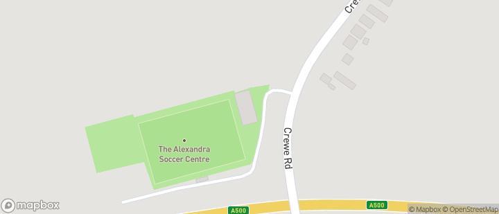 Crewe Alexandra Soccer Centre