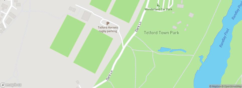 Telford Hornets RFC Hinkshay Road